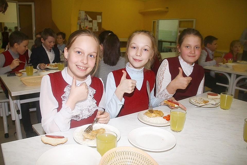 Роспотребнадзор проведет опрос в 15 тысячах школ, чтобы нормализовать питание детей