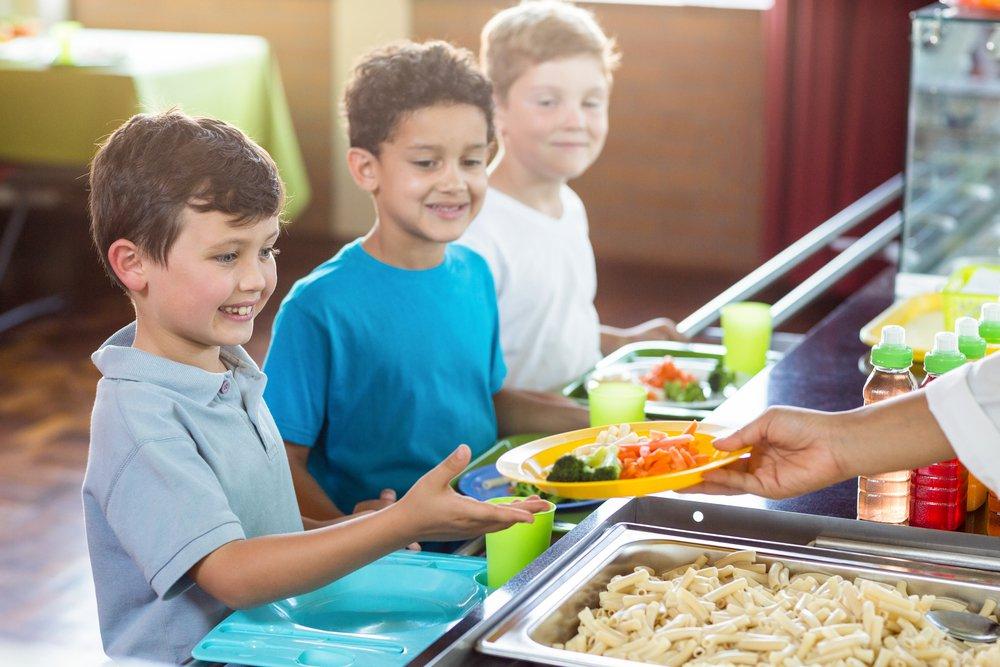 ЕС потратит миллионы на здоровое питание немецких школьников
