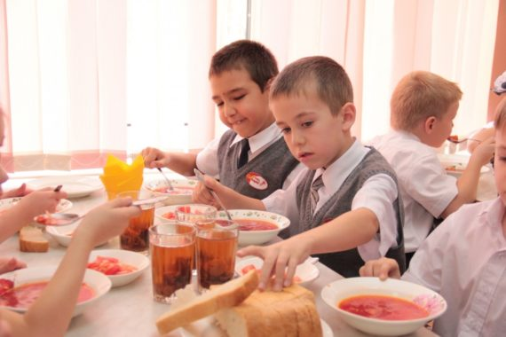 «Ульяновск сегодня». Школьное питание: качество и контроль