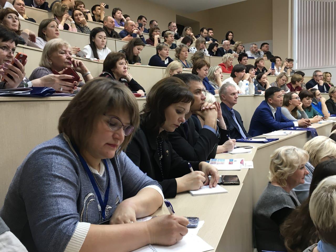 14-15 ноября в Ульяновске прошла Всероссийская конференция, посвященная совершенствованию системы питания в образовательных учреждениях