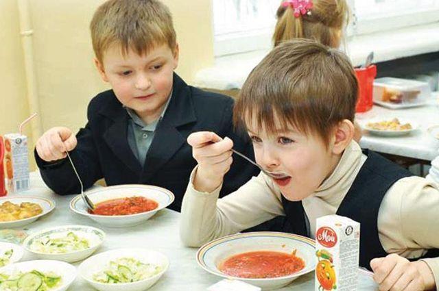 Школьников НСО обеспечат горячим питанием до 2023 года