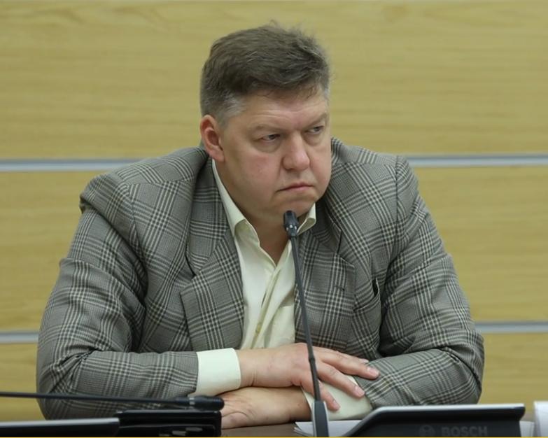 Председатель правления Ассоциации социального питания Андрей Плышевский выступил на Всероссийском онлайн-форуме «Про питание»